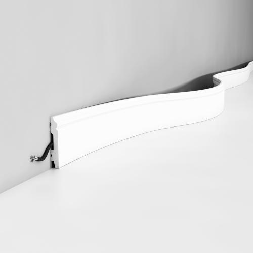 ORAC DECOR listwa przypodłogowa FLEX SX165F
