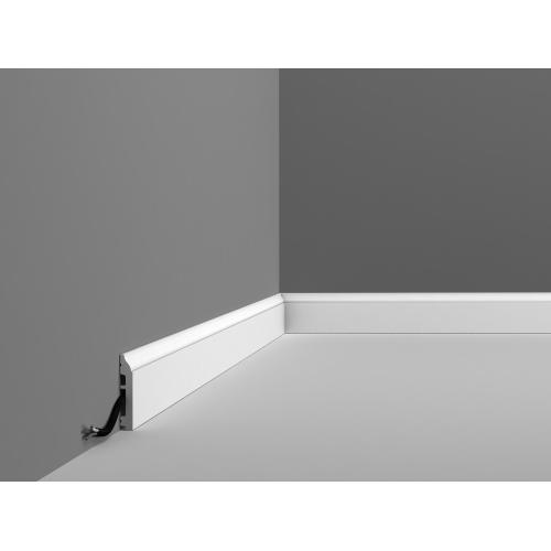 ORAC DECOR listwa przypodłogowa FLEX SX172F