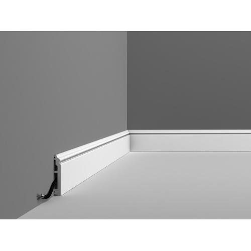 ORAC DECOR listwa przypodłogowa FLEX SX173F