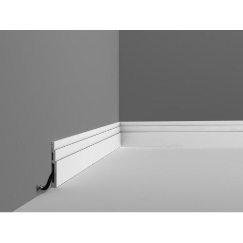 ORAC DECOR listwa przypodłogowa FLEX SX180F
