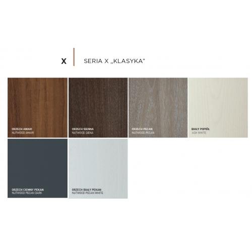 """PROFIL DOORS drzwi bezprzylgowe SERIA X """"KLASYKA"""" model 3X"""