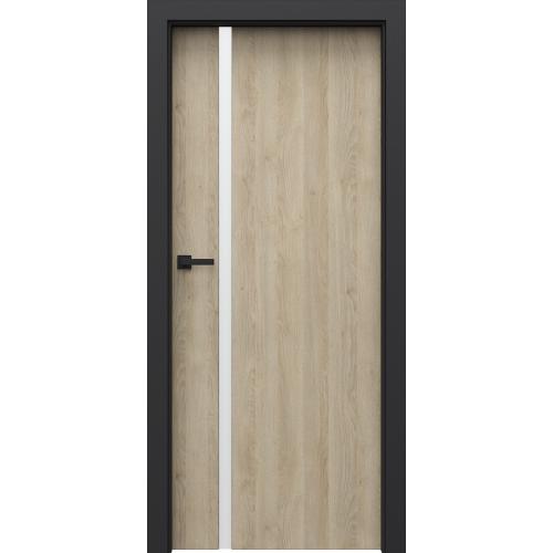 PORTA drzwi bezprzylgowe LOFT 4.A czarny
