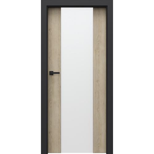 PORTA drzwi bezprzylgowe LOFT 4.B czarny
