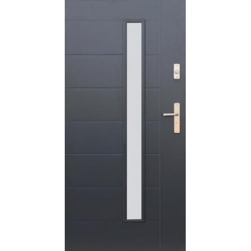 WIKĘD drzwi PREMIUM wzór 42 OD RĘKI