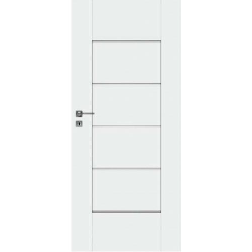 DRE drzwi przylgowe AURI z klamką LINEA (REALIZACJA 7-14 DNI ROBOCZYCH)