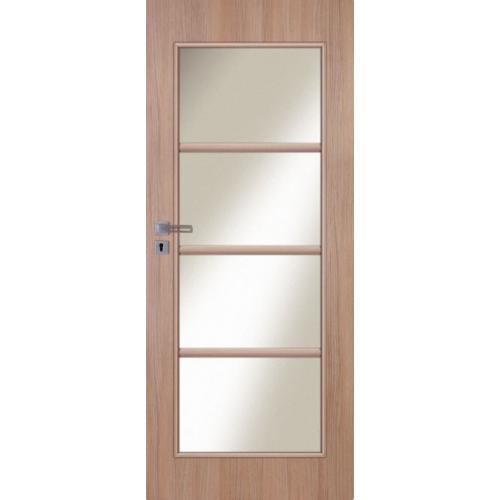 POL-SKONE drzwi z odwróconą przylgą INTER-AMBER AS4