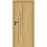 POL-SKONE drzwi bezprzylgowe SONATA LUX W6 fornir