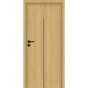 POL-SKONE drzwi bezprzylgowe SONATA LUX W8 fornir