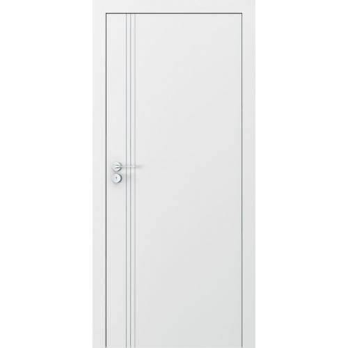 PORTA drzwi z odwrotną przylgą VECTOR PREMIUM B