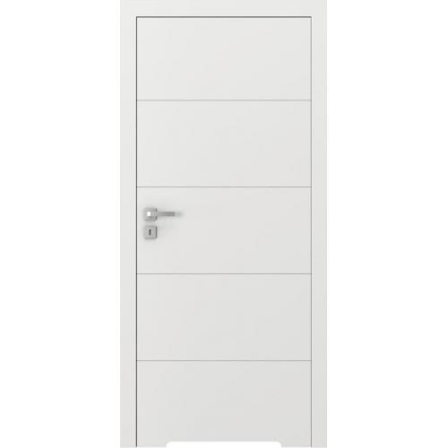 PORTA drzwi z odwrotną przylgą VECTOR PREMIUM E