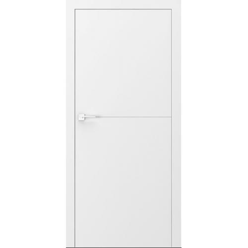 PORTA drzwi z odwrotną przylgą DESIRE UV model 2