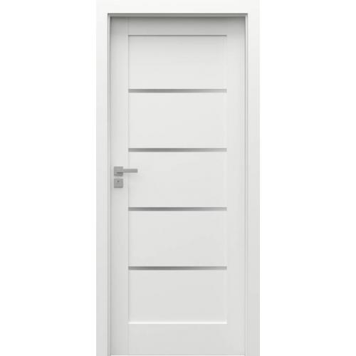 PORTA drzwi z odwrotną przylgą GRANDE UV G.4