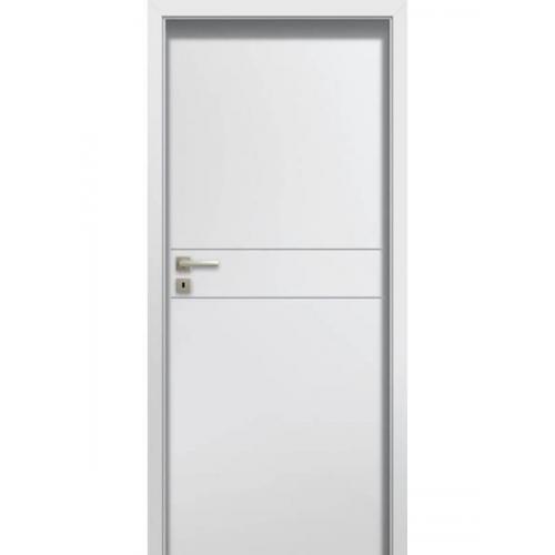 POL-SKONE drzwi przylgowe TIARA W01