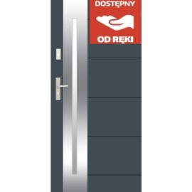 Drzwi wejściowe od RĘKI