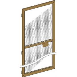 Moskitiery drzwiowe